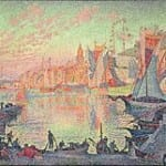 Favourite artist: Paul Signac