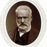 Favourite writer: Victor Hugo