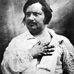 Favourite writer: Honoré de Balzac