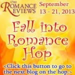 Fall into Romance Blog Hop: My recommended autumn read