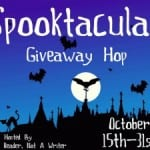 5th Annual Spooktacular Giveaway Hop: October 15th to 31st