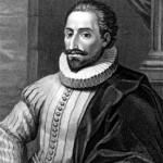 Favourite writer: Miguel de Cervantes