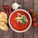 An Andalusian specialty: Gazpacho