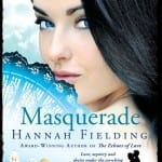 Publication day for my new novel, Masquerade!