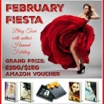 WIN in my February Fiesta Blog Tour…