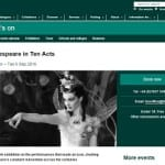 Visiting London? Don't miss 'Shakespeare in Ten Acts'