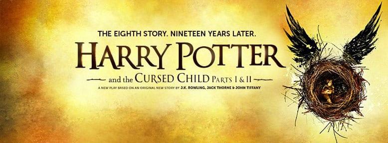 harry potter cursed