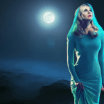 What's in a name? On naming my 'Moon Queen' heroine