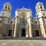 Cadiz cathedral: 'the ship of souls'