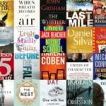 The case of the missing romance novels in 2016