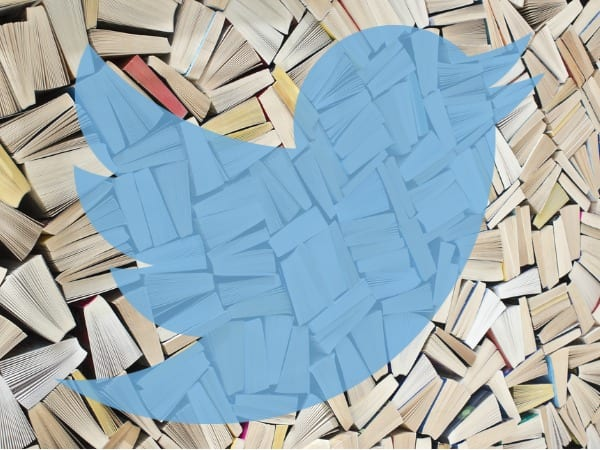 Twitter v books