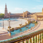 Seville's Plaza de España, the most beautiful in Spain?