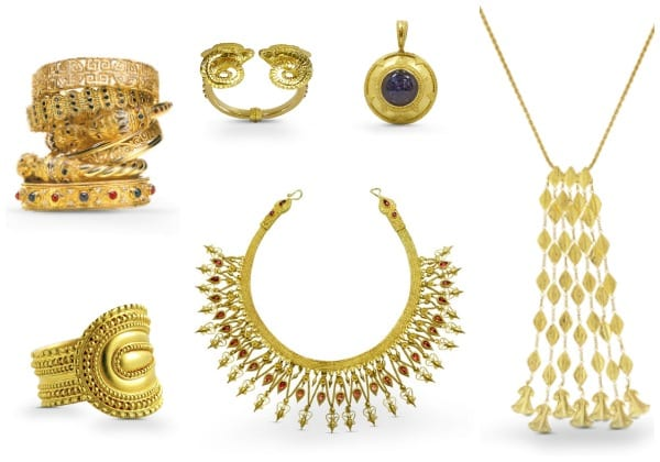 Ilias Lalaounis: the jeweller who embraced – and changed – history ...